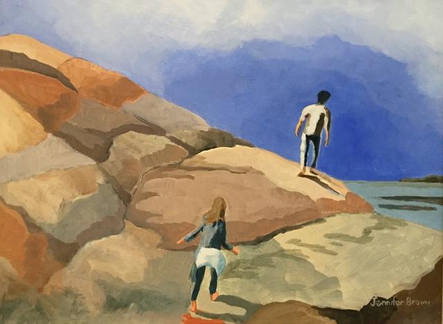 , 'To the Edge,' 2018, Matt Brown Fine Art