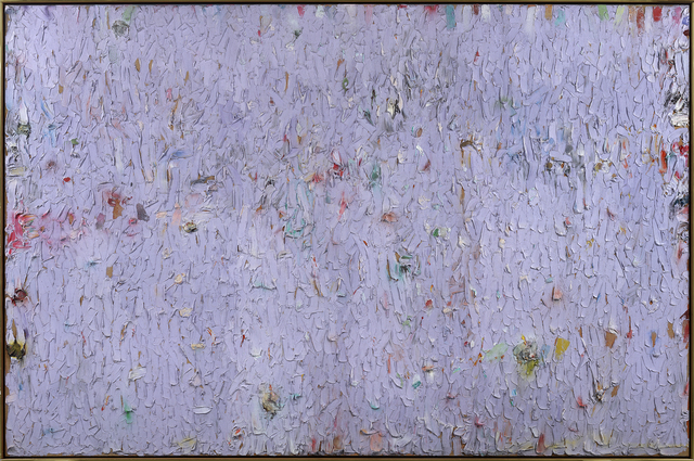 , 'Blossomingahofpastsighgone,' 1982, Berry Campbell Gallery