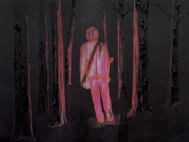 , 'Grunge,' 2015, Galerie Antoine Ertaskiran