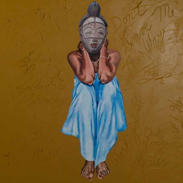 , 'Punu Thelma, African Diva,' 2010, Childs Gallery