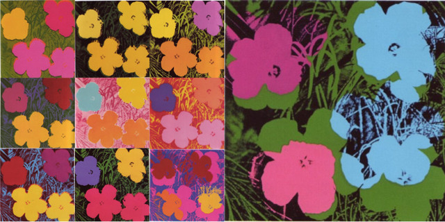 , 'Flowers (Portfolio of 10) (F. & S. II. 64-73),' 1970, Eden Fine Art