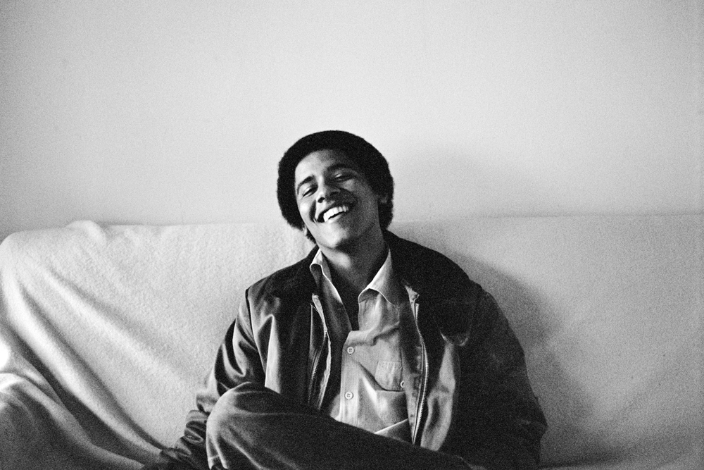 Barack Obama, Occidental College, No. 2
