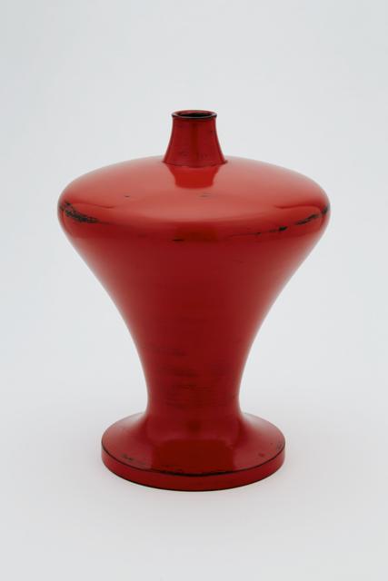 , 'Sake bottle, Negoro style,' 2016, Ippodo Gallery