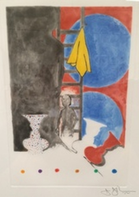 , 'Spitbite, aquatint,' 2012, Eckert Fine Art