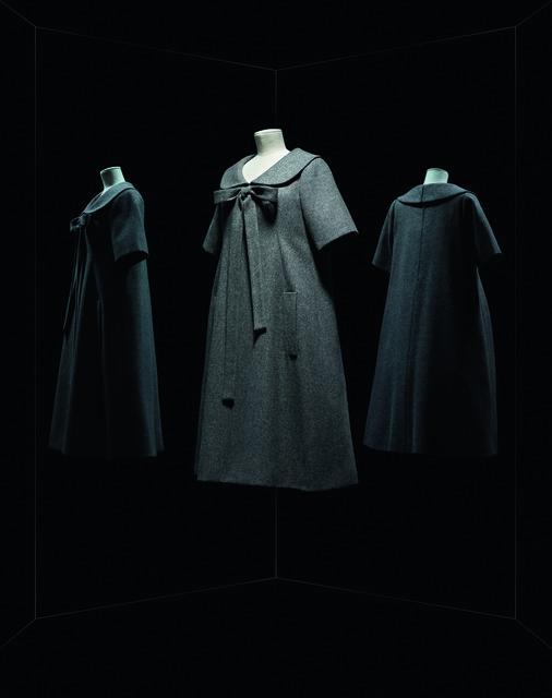 , 'Bonne Conduite Dress, Haute Couture ,' 1958, Les Arts Décoratifs