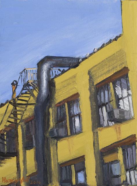 , 'The Yellow Warehouse,' 2006, Susan Eley Fine Art