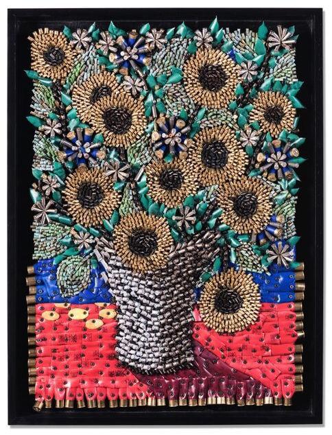 , 'Still Life: Flowers,' 2015, Adelson Cavalier Galleries
