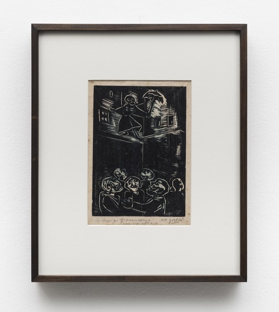 ", 'Untitled, from ""A Morte"" series,' ca. 1944, Bergamin & Gomide"