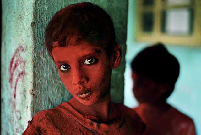 , 'Red Boy, India,' 1996, Etherton Gallery