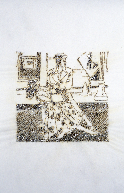 Davide Cantoni, '97022: Dancers', 1997, The Watermill Center Benefit Auction