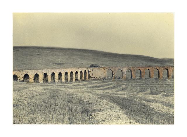 , 'Aqueduct Tarquinia,' 2015, Galerie Pixi - Marie Victoire Poliakoff