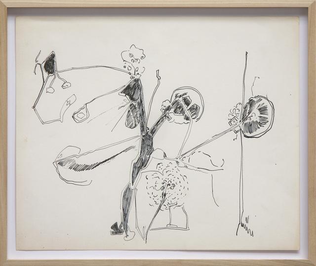 , 'Study 10,' 1966, David Richard Gallery