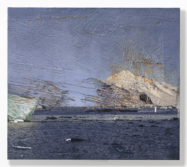 , 'Pulled Apart,' 2015, Miller Yezerski Gallery