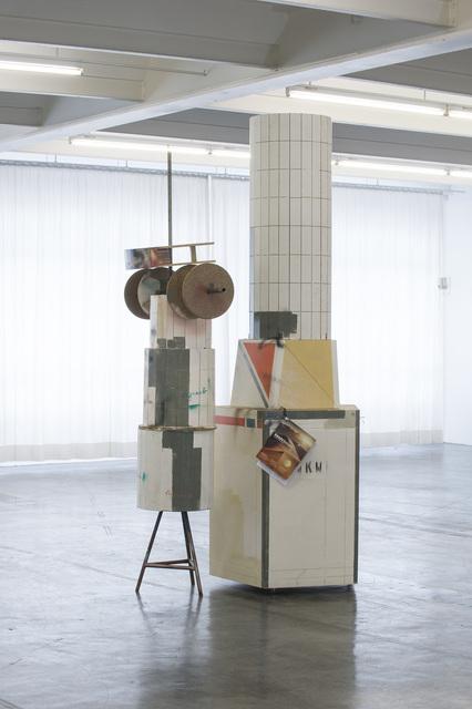 , 'TKW,' 2008, Kunstverein Reutlingen