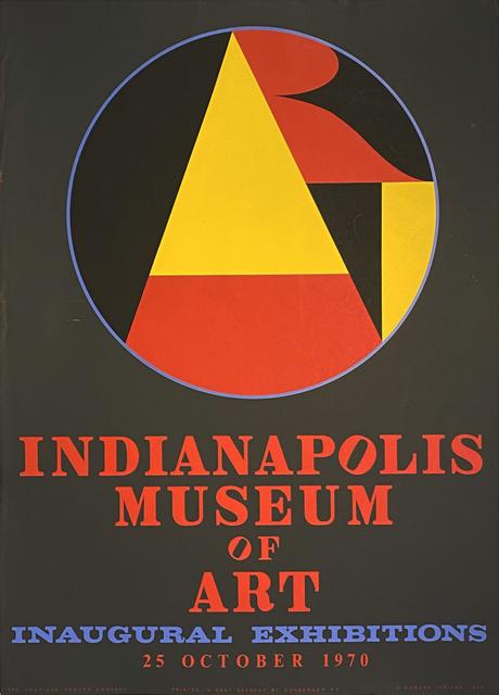 Art Exposition Poster - Art Gallery