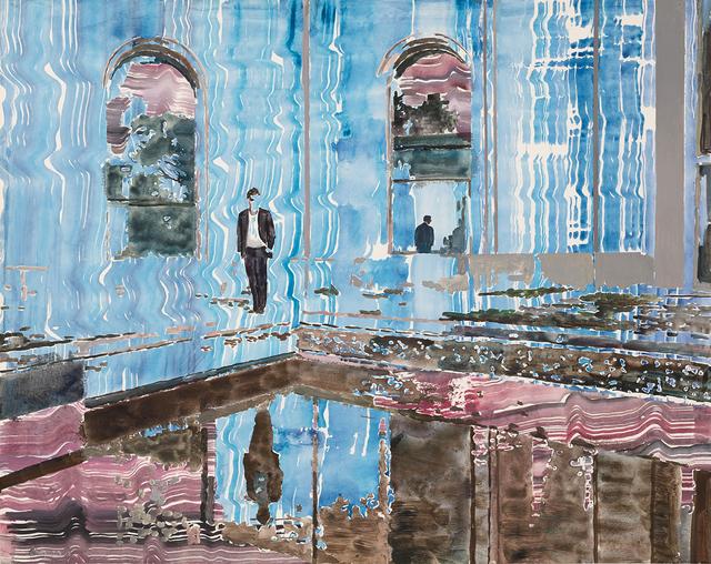 , 'Bienale Bassin,' 2018, Faur Zsofi Gallery