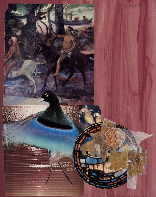 Dorothy Hood, 'Forest of the Blue Bird', n.d., McClain Gallery