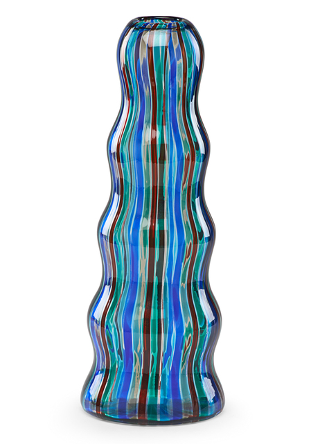 Alessandro Mendini, 'Alessandro Mendini For Venini Glass Vase', 1985, Design/Decorative Art, Rago/Wright