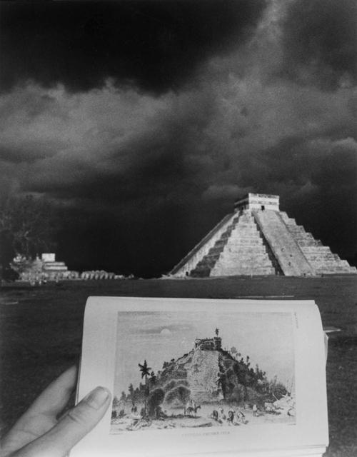 , 'El Castillo (Chichén Itzá),' 1985, Henrique Faria | Buenos Aires