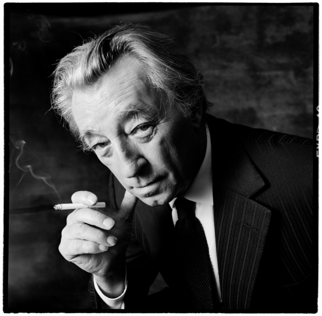 , 'Robert Mitchum • 1987 • NYC • Saturday Night Live,' 1989, photo-eye Gallery