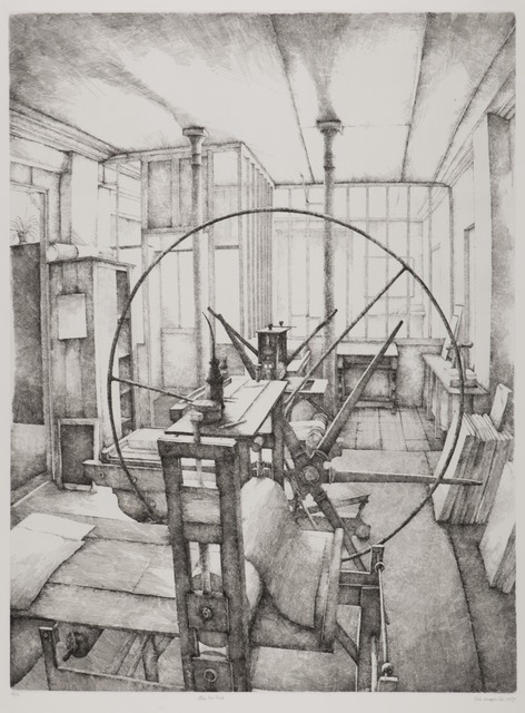 , 'Atelier René Tazé,' 1979, Childs Gallery