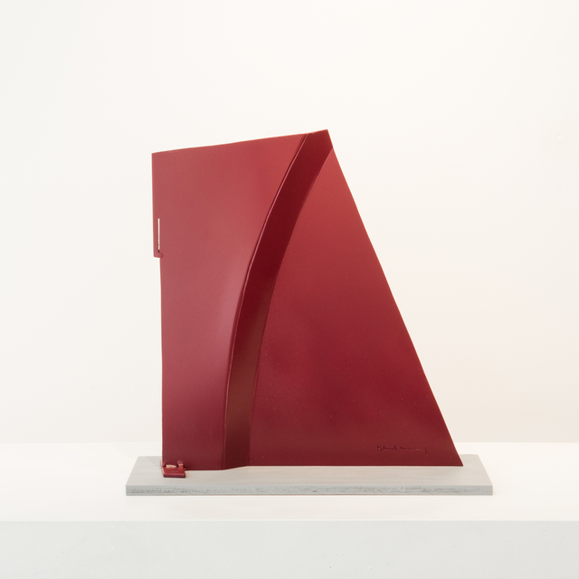 , 'Red Ridge, maquette,' 2018, Studio 21 Fine Art
