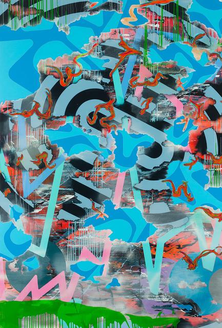 , 'ohne Titel,' 2014, Galerie Kleindienst