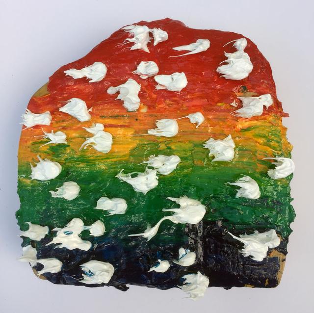 , 'Silicone Rainbow,' 2018, Ro2 Art