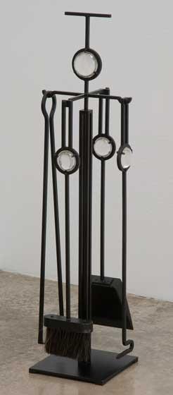 , 'Firetools,' 2007, Cristina Grajales Gallery