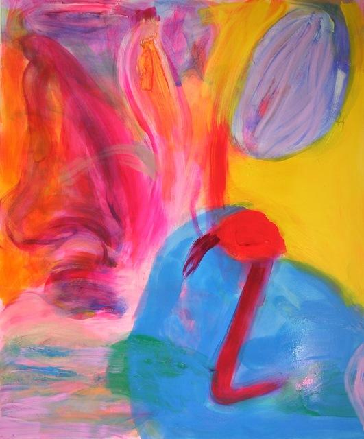 , 'Blaze,' 2016, Van Der Plas Gallery