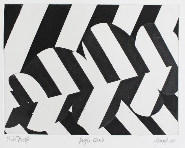 , 'Dazzle Cloud,' 2015, David Krut Projects