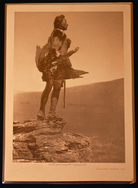 , 'The Eagle Catcher,' 1906, Bruce Kapson Gallery