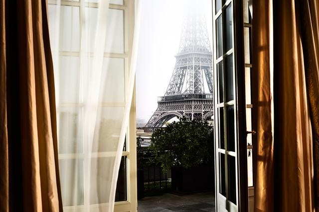 David Drebin, 'Escape to Paris', 2012, Isabella Garrucho Fine Art