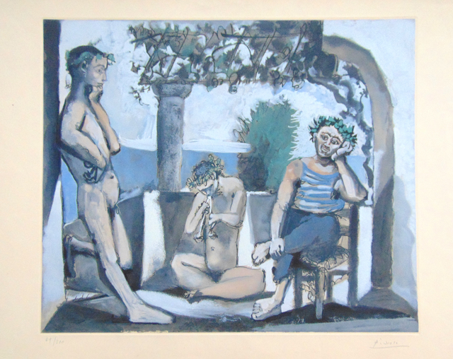 , 'Bacchanal | Bacchanale,' 1959-1963, Gilden's Art Gallery