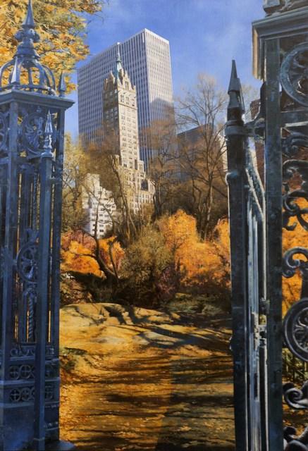 , 'Ottobre a New York,' 2019, Pontone Gallery