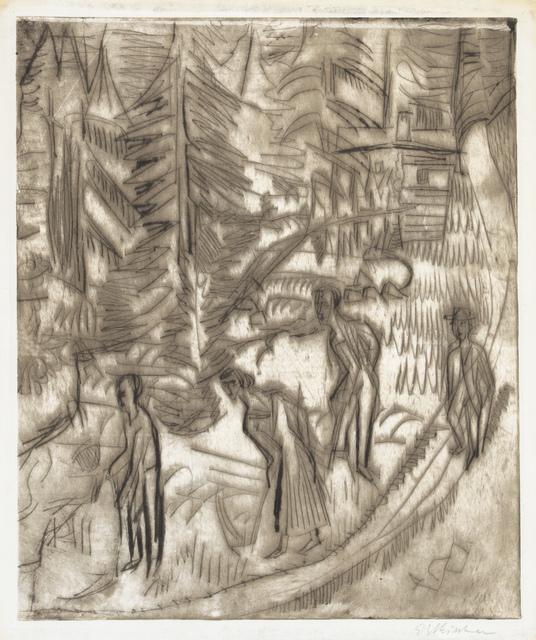 , 'Making Hay,' 1924, Galerie St. Etienne