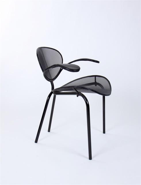 ", 'Armchair, ""Nagasaki"" model,' 1955, Galerie Matthieu Richard"