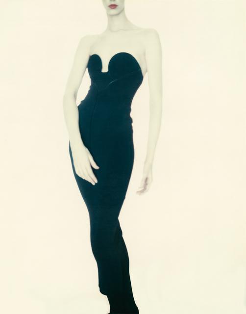 , 'Meg, Alaïa Dress,' 1987, Museum für Fotografie