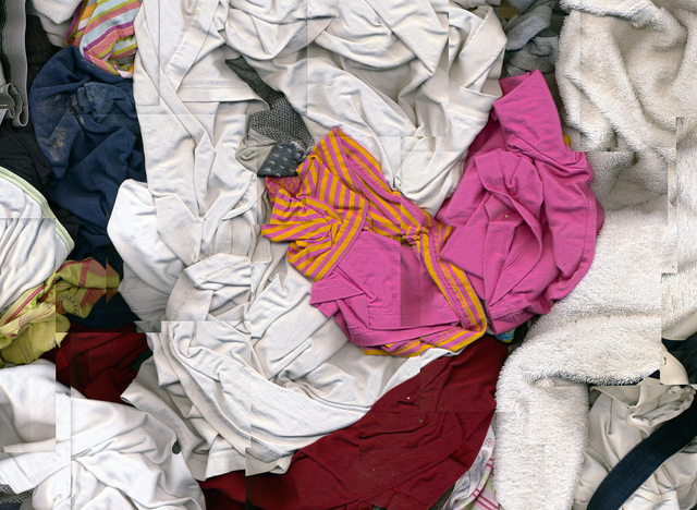 Isaac Layman, 'Laundry', 2007, Photography, Photographic construction, archival inkjet print, Elizabeth Leach Gallery