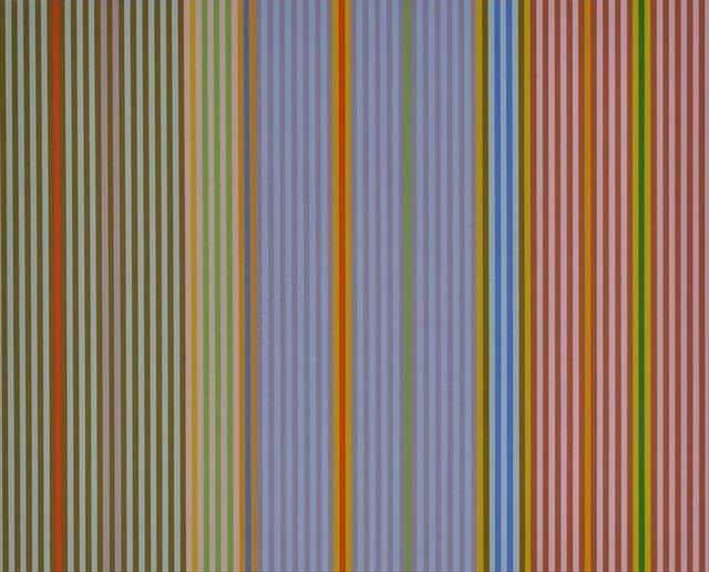 Gene Davis, 'Black Popcorn from Portfolio Series II', 1969, Bethesda Fine Art