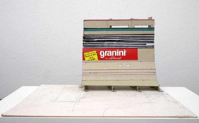 , 'Rampe,' 1997, Mai 36 Galerie