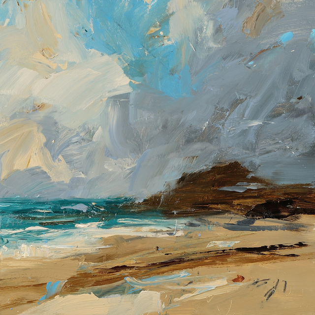 Louise Balaam, 'The Island, St Ives', ca. 2013, Cadogan Contemporary