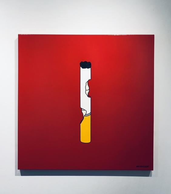 """, '""""Cig"""",' 2019, Krause Gallery"""