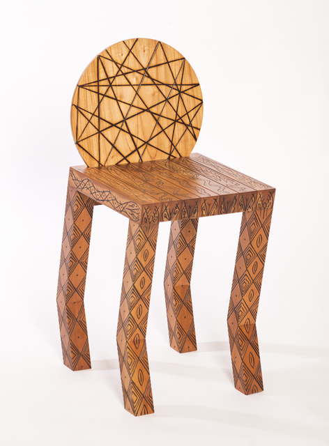 , 'Tattoo Stool,' 2008, Cristina Grajales Gallery