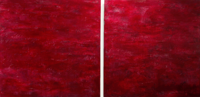 , 'Red Song,' 2013, Galleria Ca' d'Oro