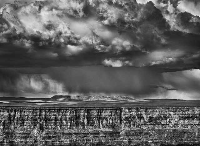 , 'The Grand Canyon in Utah, Viewed from the National Forest, Arizona, USA,' 2010, Huxley-Parlour
