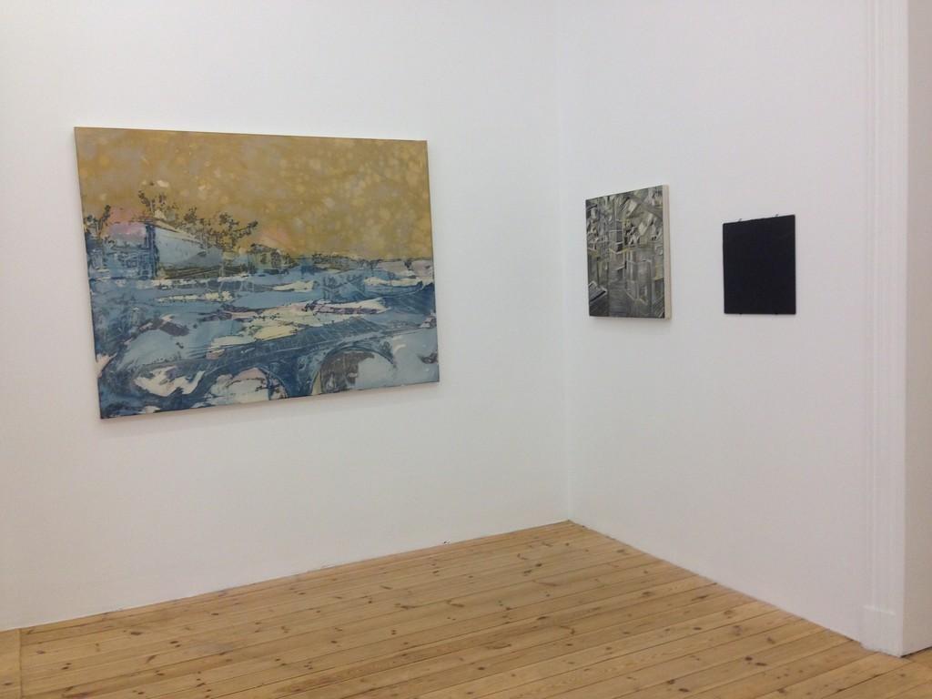 Installation view, Federico Guerri