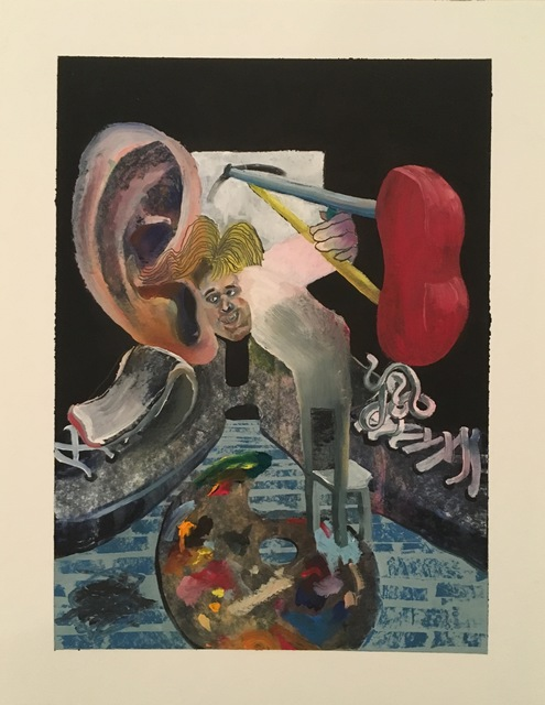 , 'Untitled,' 2017, Deep Space Gallery