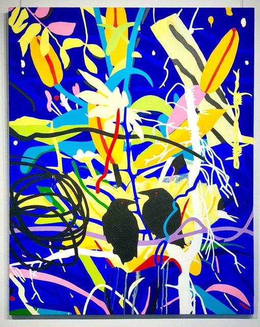 , 'Nest,' 2018, Samuel Owen Gallery