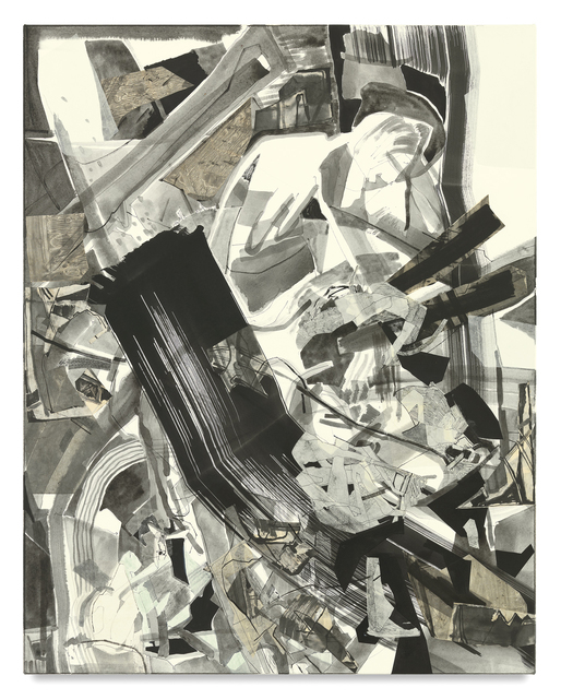 , 'One Single Catastrophe,' 2016, Miles McEnery Gallery